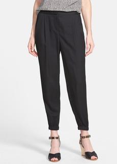 Classiques Entier® 'Soiree' Easy Fit Ankle Zip Pants