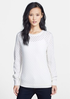 Classiques Entier® 'Staccato' Wool & Cashmere Sweater