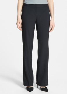 Classiques Entier® Straight Leg Stretch Wool Trousers (Regular & Petite)