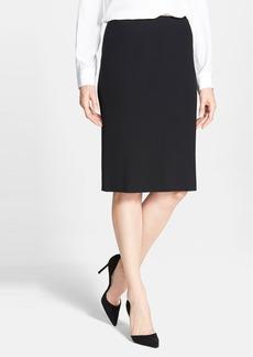 Classiques Entier® Stretch Crepe Slim Skirt