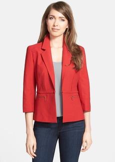 Classiques Entier® Textured Woven Blazer (Regular & Petite)