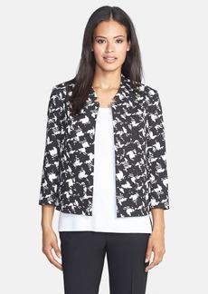 Classiques Entier® 'Torres' Print Crop Jacket