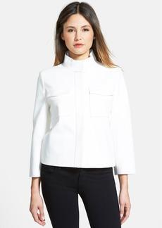 Classiques Entier® Two-Pocket Italian Ponte Jacket