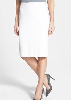 Classiques Entier® 'Venice Crepe' Pencil Skirt