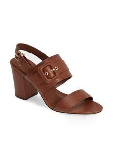 Cole Haan 'Amavia' Slingback Leather Sandal (Women)