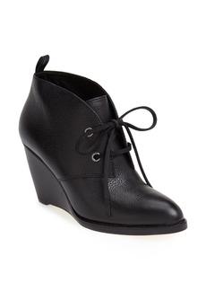 Cole Haan 'Balthasar' Pointy Toe Nubuck Leather Chukka Bootie (Women)