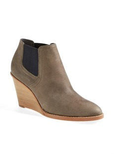 Cole Haan 'Balthasar' Wedge Leather Bootie (Women)
