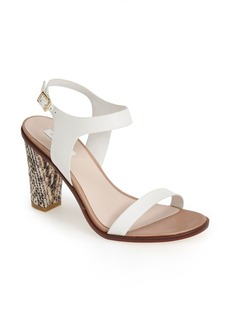 Cole Haan 'Cambon' Leather Ankle Strap Sandal (Women)