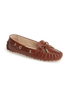 Cole Haan 'Cary' Leather Driving Flat (Women)
