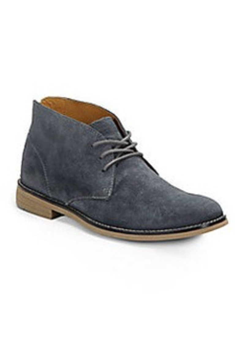 cole haan cole haan curtis suede chukka boots shoes