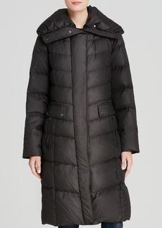 Cole Haan Down Coat - Pillow Collar
