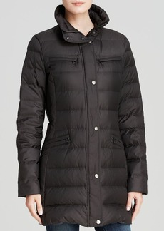 Cole Haan Down Jacket - Lightweight Packable Quilted