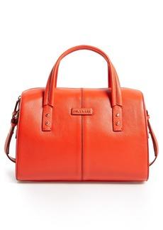 Cole Haan 'Emma' Pebbled Leather Satchel