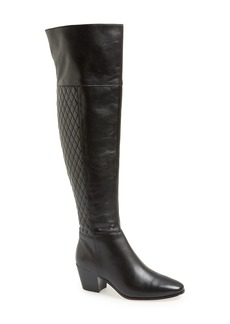 Cole Haan 'Every' Tall Leather Over the Knee Boot (Women)