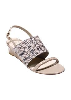 Cole Haan 'Lise' Slingback Wedge Sandal (Women)