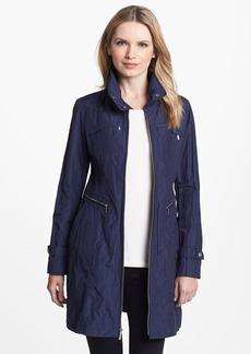 Cole Haan Metallic Packable Jacket (Petite) (Online Only)