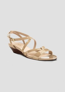 Cole Haan Open Toe Demiwedge Sandals - Kieran