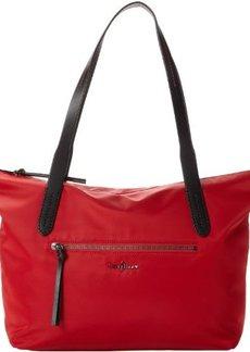 Cole Haan Parker Nylon Zip Top Shopper Shoulder Bag