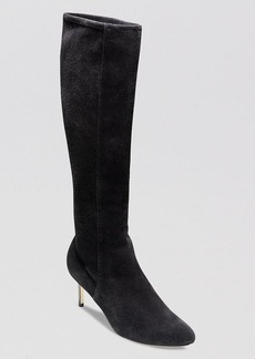 Cole Haan Pointed Toe Dress Boots - Elisha Stretch
