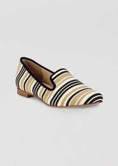 Cole Haan Smoking Flats - Sabrina Loafer