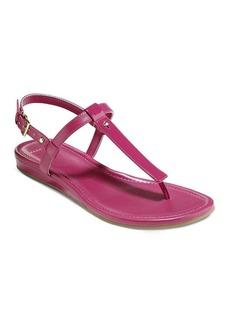 Cole Haan T-Strap Thong Sandals - Boardwalk