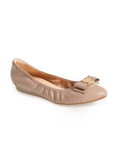 Cole Haan 'Tali' Bow Ballet Flat (Women)