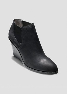 Cole Haan Wedge Booties - Balthasar Gored