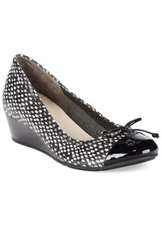 Cole Haan Women's Air Tali Lace Wedges