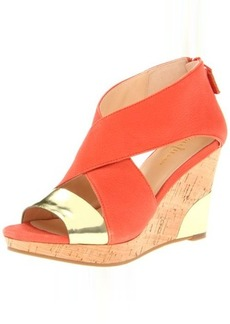 Cole Haan Women's Irving  Wedge Sandal