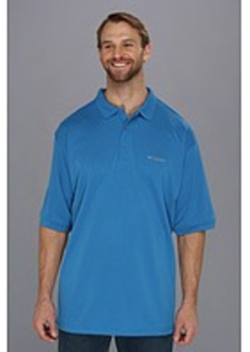 Columbia perfect cast polo shirt tall shop it to me for Big and tall polo shirts on sale