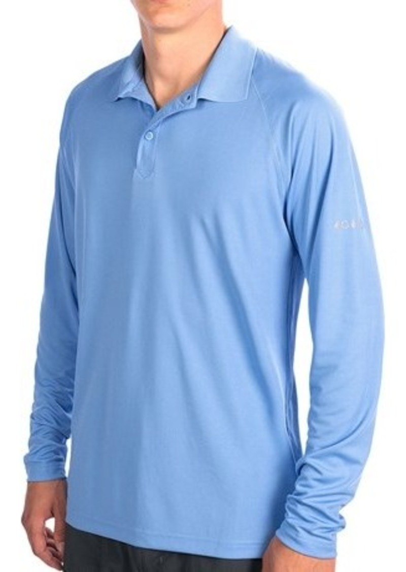 Columbia Columbia Sportswear Bunker Basin Polo Shirt Upf