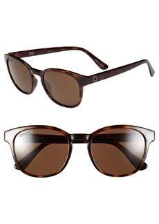Converse 52mm Retro Sunglasses