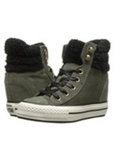 Converse Chuck Taylor® All Star® Plat Plus Collar Suede Hi