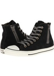 Converse Chuck Taylor® All Star® Side Zip Suede Hi