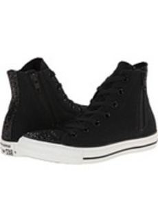 Converse Chuck Taylor® All Star® Side Zip Toecap Sparkle Hi