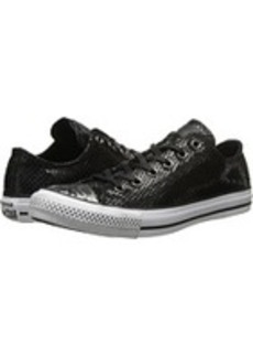Converse Chuck Taylor® All Star® Snake Leather Ox