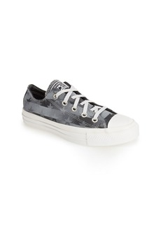 Converse Chuck Taylor® All Star® 'Americana Jacquard' Oxford Sneaker (Women)