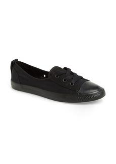Converse Chuck Taylor® All Star® Ballet Canvas Sneaker (Women)