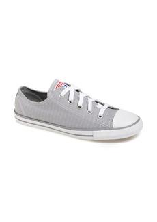 Converse Chuck Taylor® All Star® 'Dainty' Chambray Sneaker