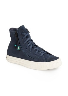 Converse Chuck Taylor® All Star® 'Double Zip Hi' Sneaker (Women)