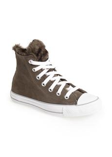 Converse Chuck Taylor® All Star® 'Fun Fur' High-Top Sneaker (Women)