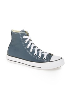 Converse Chuck Taylor® All Star® High Top Leather Sneaker (Women)