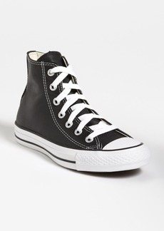 Converse Chuck Taylor® All-Star® Leather High Top Sneaker (Women)