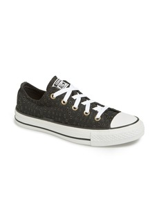 Converse Chuck Taylor® All Star® 'Low' Eyelet Perforated Sneaker (Women)