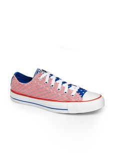 Converse Chuck Taylor® All Star® 'Ox - Stars and Bars' Low Top Sneaker (Women)