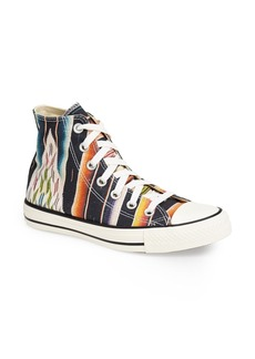 Converse Chuck Taylor® All Star® 'Photo Real Blanket' High Top Sneaker (Women)