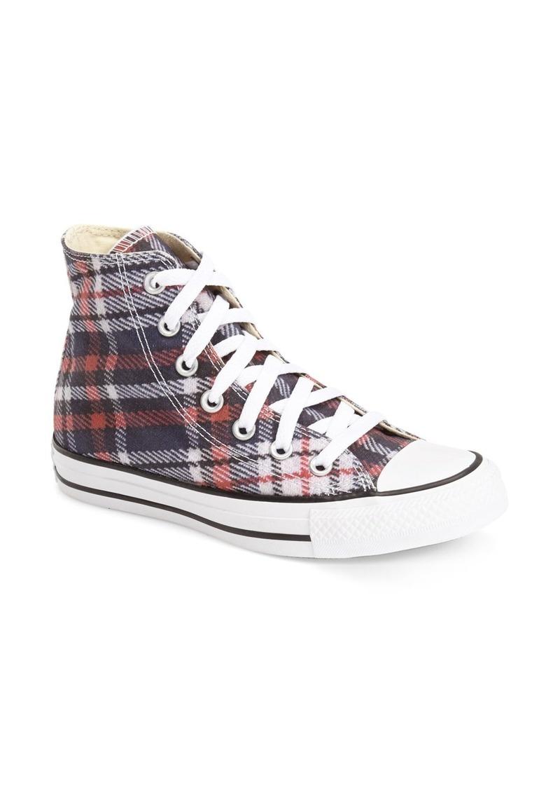 Converse Chuck Taylor Plaid Mens Shoes