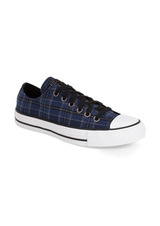 Converse Chuck Taylor® All Star® Plaid Low Top Sneaker (Women)