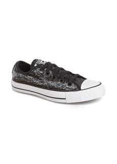 Converse Chuck Taylor® All Star® 'Sequin Flag' Low Top Sneaker (Women)