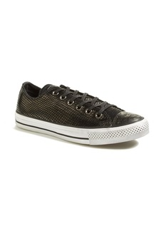 Converse Chuck Taylor® All Star® Snake Embossed Leather Sneaker (Online Only) (Women)